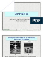 Production technology Ch26