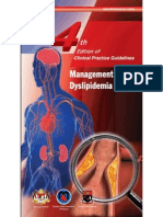 4th edition of clinical practice guidelines management of dyslilidemia 2011