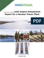 EIA for a Nuclear Power Plant