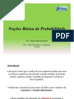 AULA4a - Probabilidade