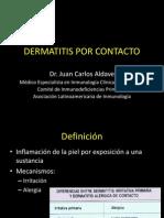 Seminario 15 - Dermatitis Por Contacto