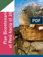 fascículo 6 Plan Bicentenario
