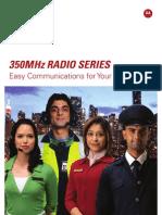 350 Mhz Brochure