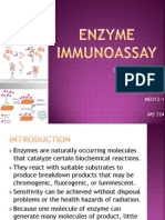 Enzyme Immunoassay PPT