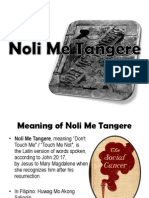 Noli Me Tangere PPT2