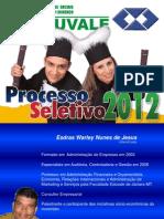 APRESENTACAO CURSO 2012