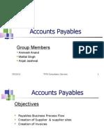 Accounts Payables