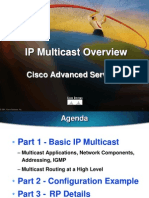 IP Multicast Training - Cisco