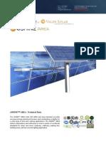 Ember Led - Eshine Solar Led Area Light
