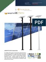 Ember Led - Eshine Solar Led Path Light