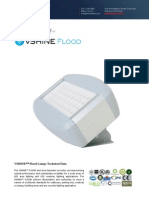 Ember Led - Vshine Led Flood Light