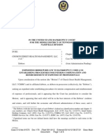 Doc 170-Order Granting Motion to Establish Procedures for Interim Compensation for Professionals