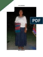 Trajes Tipicos de Los 22 Departamentos de Guate