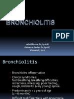 K4- Bronchiolitis (IKA)