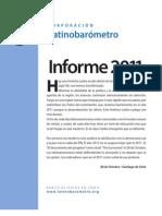 Latinobarometro 2011
