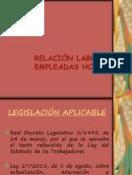 EMPLEADAS DE HOGAR