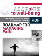 Roadmap for Managing Pain