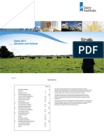 Dairy 2011 Outlook
