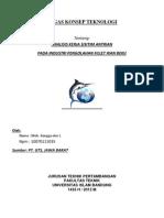 Analisis Kinerja Sistem Antrian