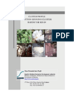 Cluster Profile Cotton-Ginning