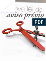 VISÃO JURÍDICA 2011 - A nova lei do AVISO PRÉVIO - 1