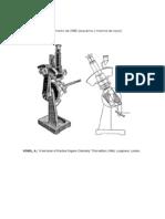 Refractometro de ABBE Esquema