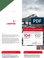 Fondo Mapfre PuenteGarantía 3