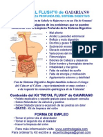 """Kit para la Limpieza Profunda del Sistema Digestivo """"Royal Flush"""" de Gaiarian®"""
