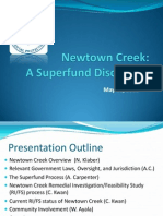 Newtown Creek CAG Presentation
