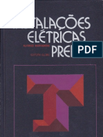 Instalacoes Eletricas Prediais - Eletricidade