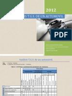 Analisis Sistemas Automovil