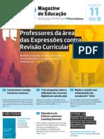 MAGAZINE EDUCAÇÃO 11 Porto Editora