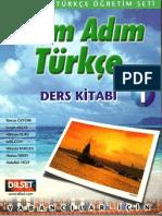 Adim Adim Turkce Ders Kitabi 1