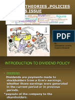 Dividend Policy Class