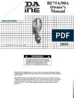 00 75-90 Owners Manual