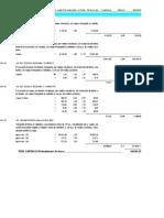 3 presupuesto y mediciones