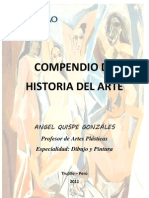 Compendio de Historia Del Arte