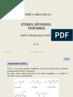 Eteres, Epoxidos, Tioeteres 2011-II