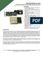 PCIUT3100