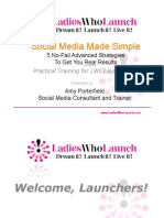 FBinfluence - Social Media Made Simple by Amy Porterfield