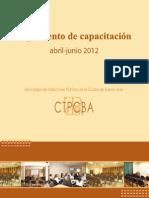 CTPCBA Capacitación