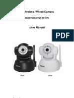 User Manual APM J011 WS