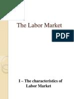 The Labor Market in Lebanon