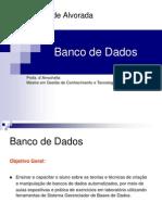 Banco de Dados - Para Os Alunos