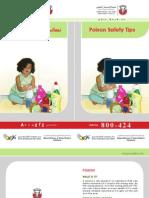 Poison Safety Tips - Health Authority Abu Dhabi - HAAD