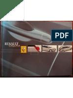 Laguna II GT Hungarian Manual