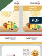 Sunscreen Safety Tips - Health Authority Abu Dhabi - HAAD