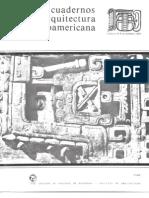 Cuadernos de Arquitectura Mesoamericana.06