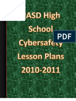 PASD+High+School+Cybersafety+Lesson+Plans