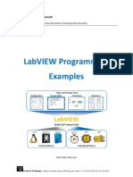 LabVIEW Programming Examples